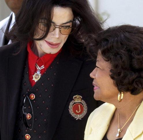 Michael & Katherine 2005