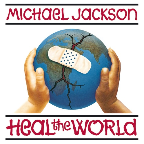Heal The World cover