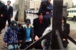 bucareste romenia 96 reza pelos jovens mortos revol dez1989