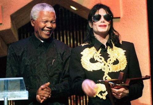Kora Award Mandela 1999