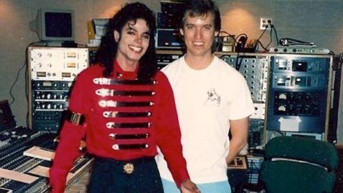 Michael Jackson Brad Sundberg