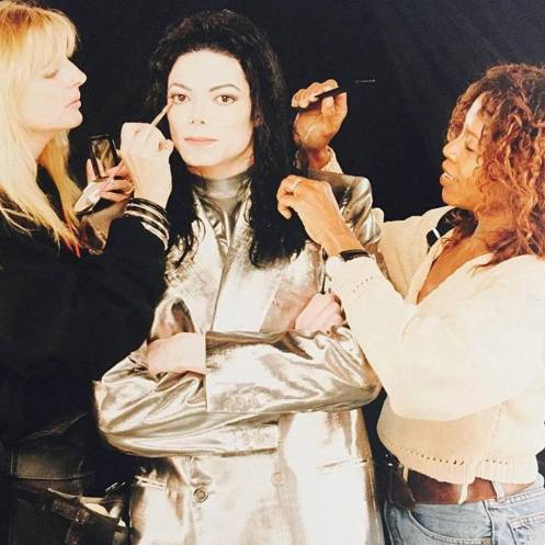 Karen Faye, Michael Jackson, Janet Zeitoun