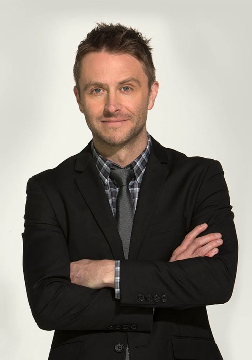 Chris Hardwick - Talking Dead _ Season 5 - Photo Credit: Jordin Althaus/AMC