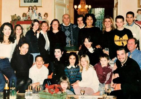 Manoir de Ban in January 1997Laura Chaplin